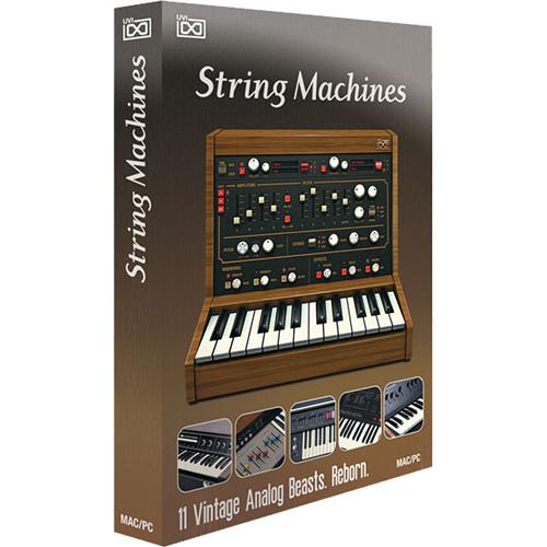 Big Fish Audio DVD: String Machines