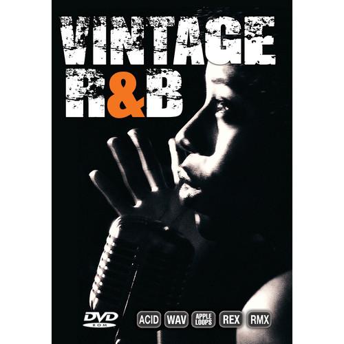 Big Fish Audio Vintage R&B DVD (Apple Loops, REX, WAV, & RMX Format)