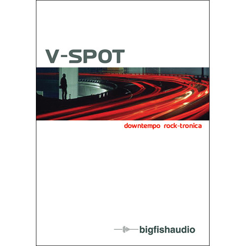 Big Fish Audio V-Spot (Apple Loops, REX, WAV, & RMX)