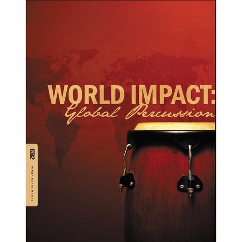 Big Fish Audio DVD: World Impact: Global Percussion