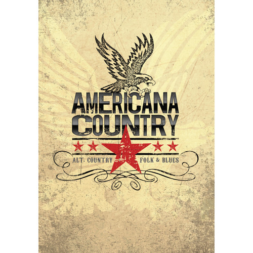 Big Fish Audio Americana Country DVD