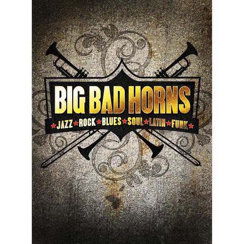Big Fish Audio Big Bad Horns DVD