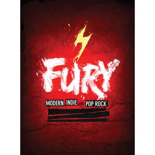 Big Fish Audio Fury: Modern Indie and Pop Rock (DVD)