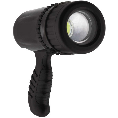 Bigblue BB-1X30W Handheld LED Dive Light (Black)
