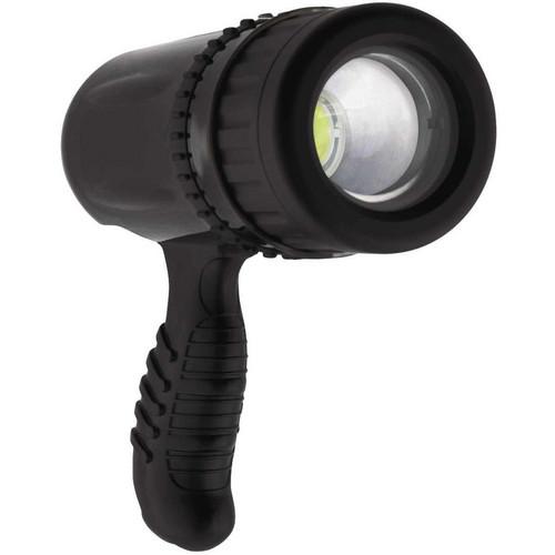 Bigblue BB-1X30W Handheld LED Dive Light (Black)