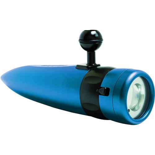 Bigblue FF1X5 Plus Compact Diving Light (AFO, Blue)