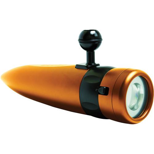 Bigblue FF1X5 Compact Diving light (AFO, Gold)