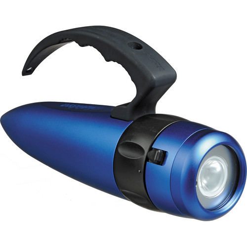 Bigblue FF-1x5W AFO LED Focus Dive Light (Blue)