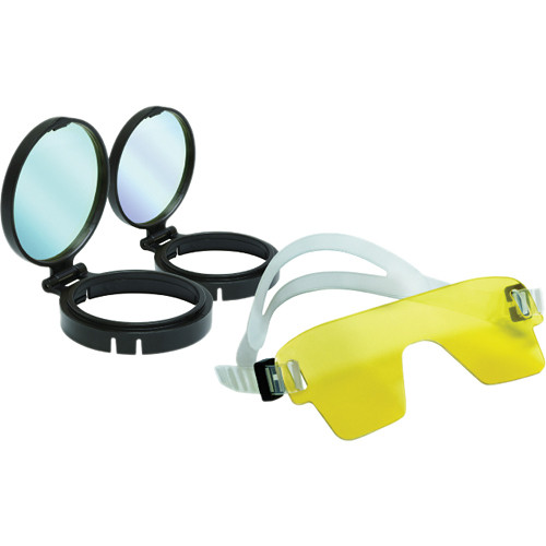Bigblue VL1300 Fluorodiving Kit