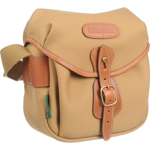 Billingham Digital Hadley Bag (Khaki with Tan Leather Trim)