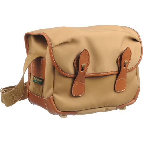 Billingham L2 Camera Bag (Khaki Canvas & Tan Leather Trim)