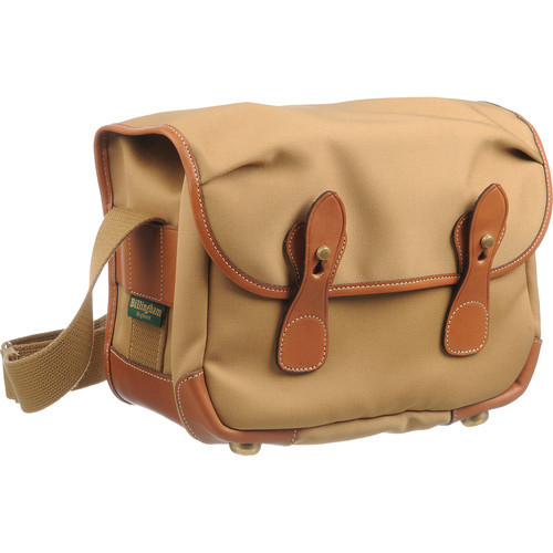 Billingham L2 Bag (Khaki with Tan Leather Trim)