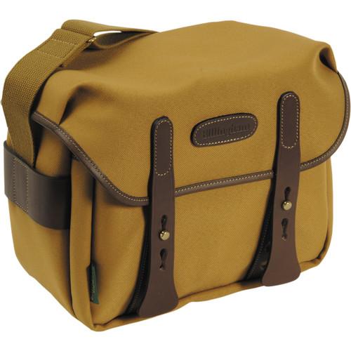 Billingham f/Stop 2.8 Camera Bag (Khaki with Chocolate Trim)