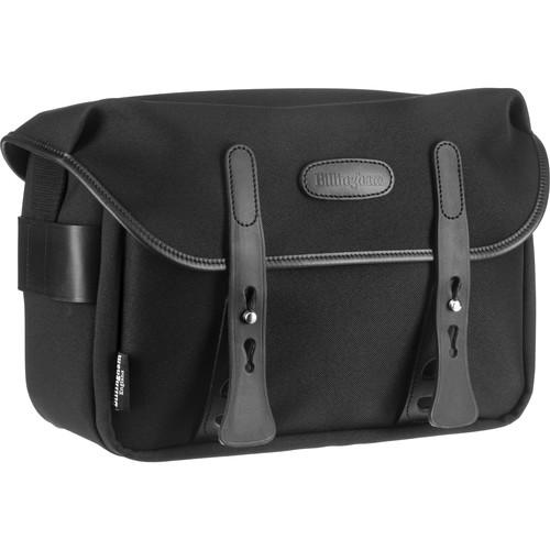 Billingham f/Stop 1.4 Camera Bag (Black with Black Leather Trim)