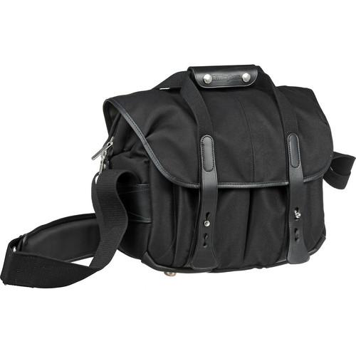 Billingham 207 Camera Bag (Black FibreNyte & Leather)