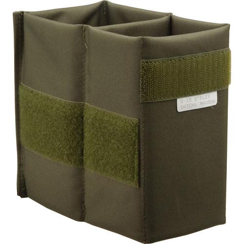 Billingham 8-15 Superflex Partition - for Billingham Camera or Media Bags (Olive)
