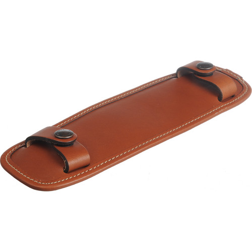 Billingham SP50 Leather Shoulder Pad (Tan)