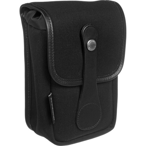 Billingham AVEA 5 Pouch (Black Canvas & Leather Trim)