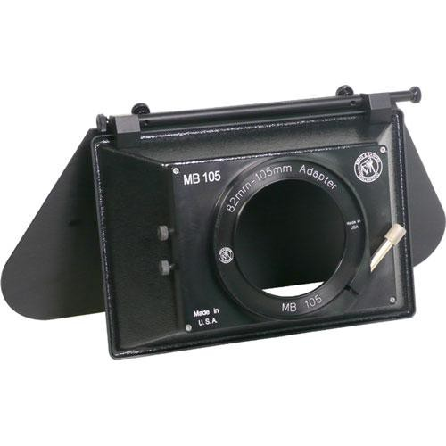 Birns & Sawyer MB-105 Matte Box with French Flag