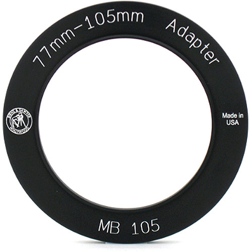 Birns & Sawyer 100409 105mm to 77mm Adapter Ring