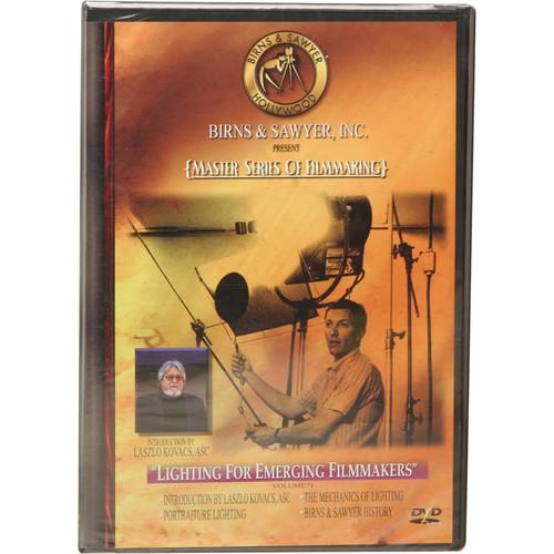 Birns & Sawyer DVD: Lighting for Emerging Filmography Volume 1