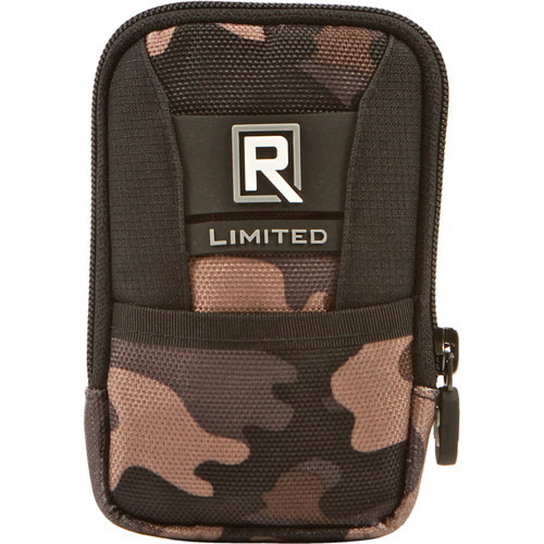 BlackRapid Bryce 1 Large Pocket for Phones, Memory Cards (Limited Edition: Camo)