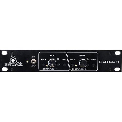 Black Lion Audio Auteur - Microphone Preamp