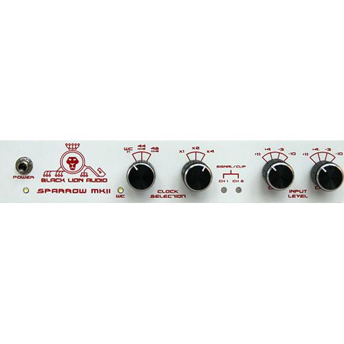 Black Lion Audio Sparrow Mk2 A/D Converter White