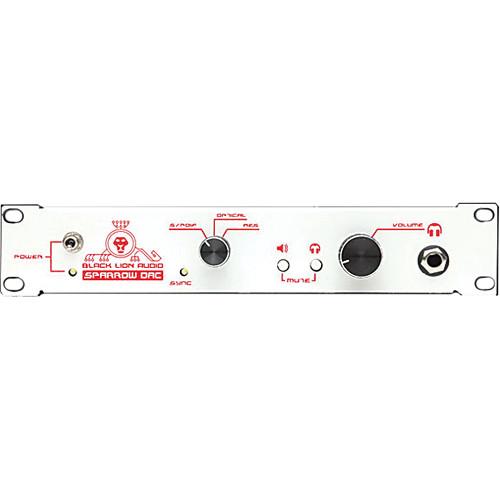 Black Lion Audio White Sparrow DAC - Digital to Analog Converter