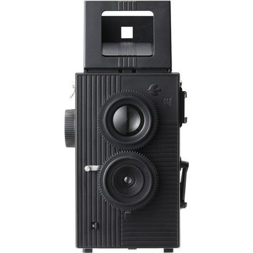 Blackbird Blackbird, Fly 35mm Twin-Lens Reflex (TLR) Camera (Black)