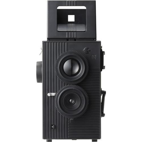 Blackbird Blackbird, Fly 35mm Twin-Lens Reflex (TLR) Camera (Black)