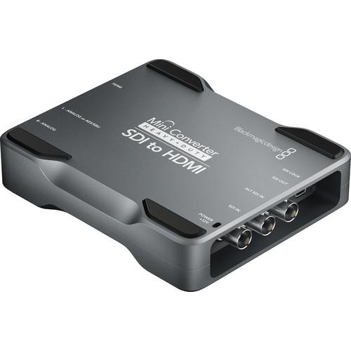 Blackmagic Design Mini Converter Heavy Duty - SDI to HDMI
