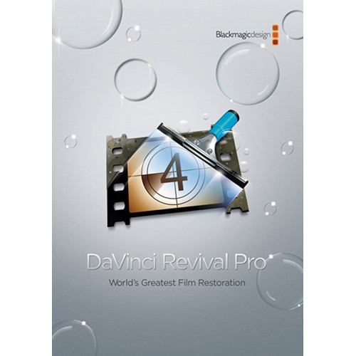 Blackmagic Design DaVinci Revival Pro