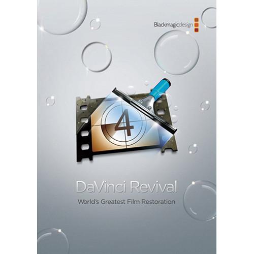 Blackmagic Design DaVinci Revival