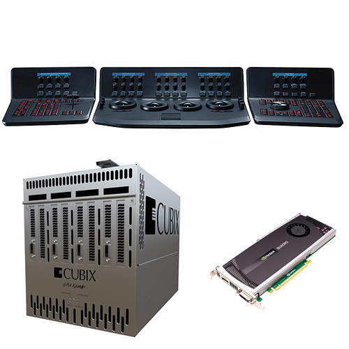 Blackmagic Design DaVinci Resolve, Graphics Card & GPU-Xpander Kit