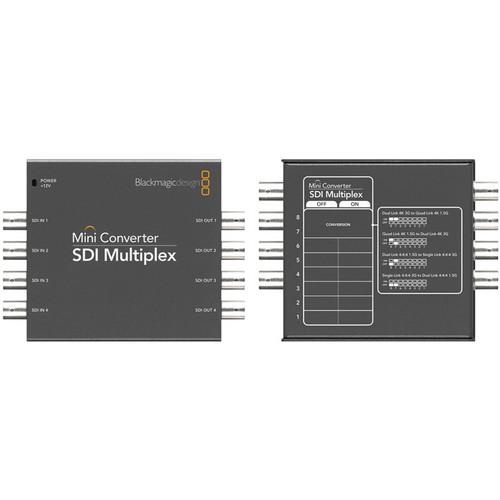 Blackmagic Design Mini Converter SDI Multiplex