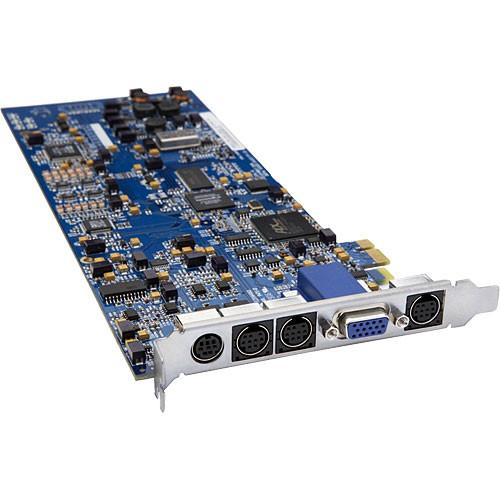 BlueFish444 SD Fidelity 12-Bit SDI and 12-Bit Analog PCI Express Capture Card