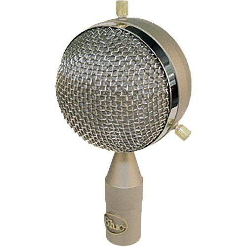 Blue B4 Bottle Cap - Interchangeable Omnidirectional Capsule for the Bottle Microphone