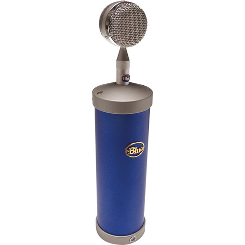Blue Bottle Tube Condenser Microphone with B6 Capsule