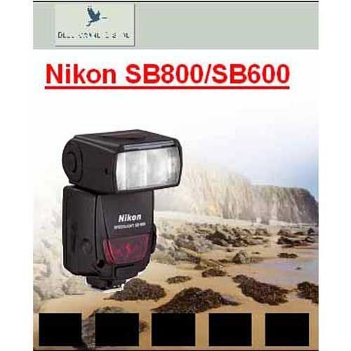 Blue Crane Digital DVD: Understanding the Nikon Flash SB800 and SB600