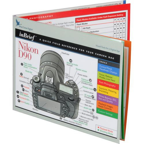 Blue Crane Digital InBrief Guide: Introduction to the Nikon D90