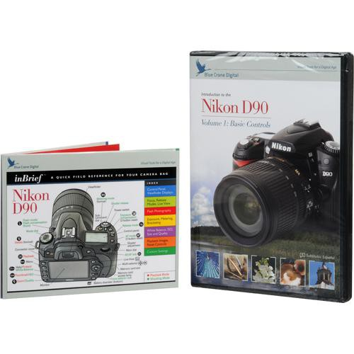 Blue Crane Digital DVD and Guide: Introduction to the Nikon D90