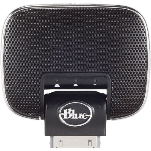 Blue Mikey Recording Device