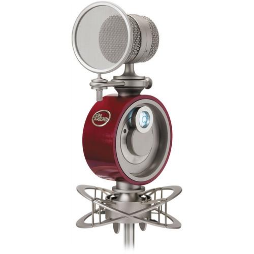 Blue Reactor Professional Studio Condenser Microphone