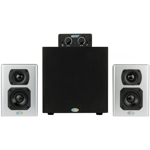 Blue Sky International eXo2 Active 2.1 Desktop Speaker Monitoring System