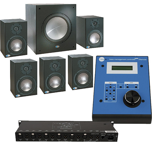 Blue Sky International Sky System One 5.1 - 5.1 Full-Range THX PM3 Approved Monitoring System