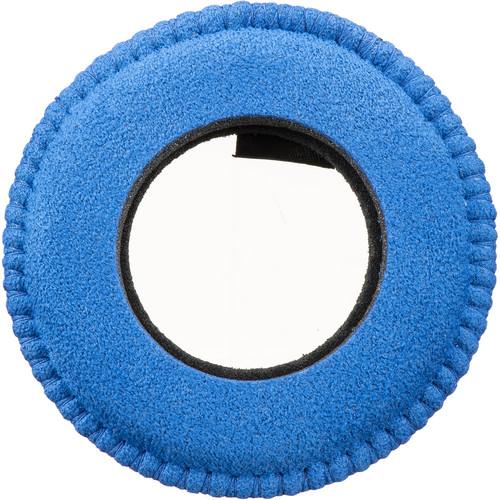 Bluestar Round Extra Small Microfiber Eyecushion (Blue)