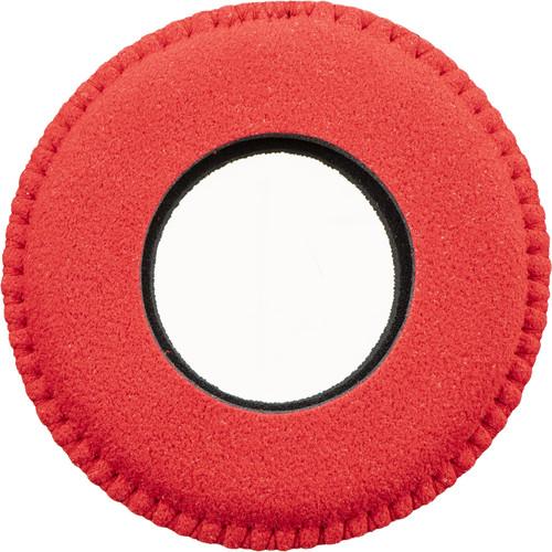 Bluestar Round Large Microfiber Eyecushion (Red)