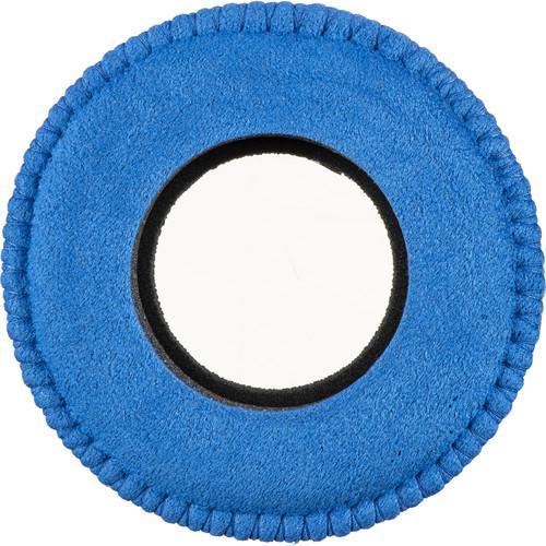 Bluestar Round Large Microfiber Eyecushion (Blue)