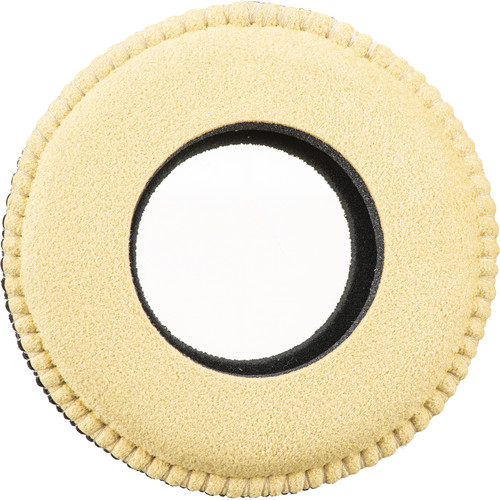 Bluestar Round Small Microfiber Eyecushion (Natural Microfiber Color)